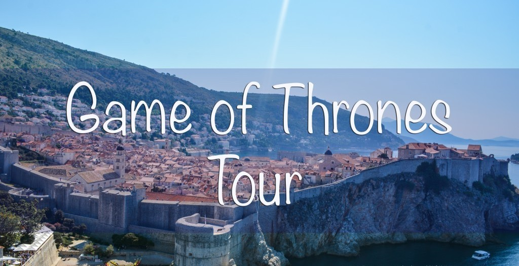 Games of thrones tour