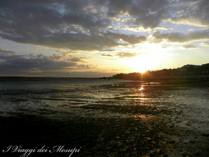 chalkwell - tramonto