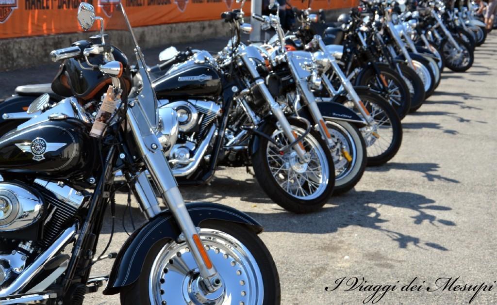 Storia della Harley Davidson