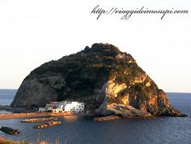 terme gratuite a Ischia - Sant'Angelo