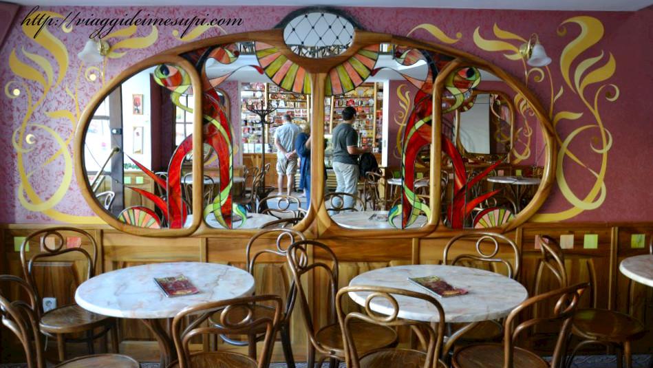 Cosa vedere a Bratislava - Schokocafè Maximilian