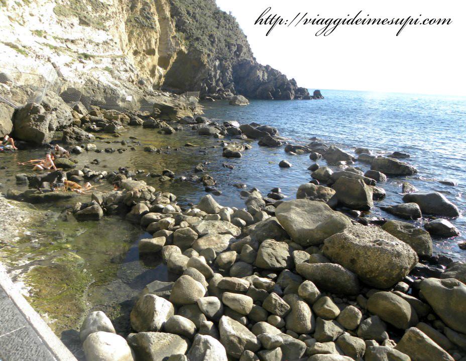 terme gratuite a Ischia - Sorgeto