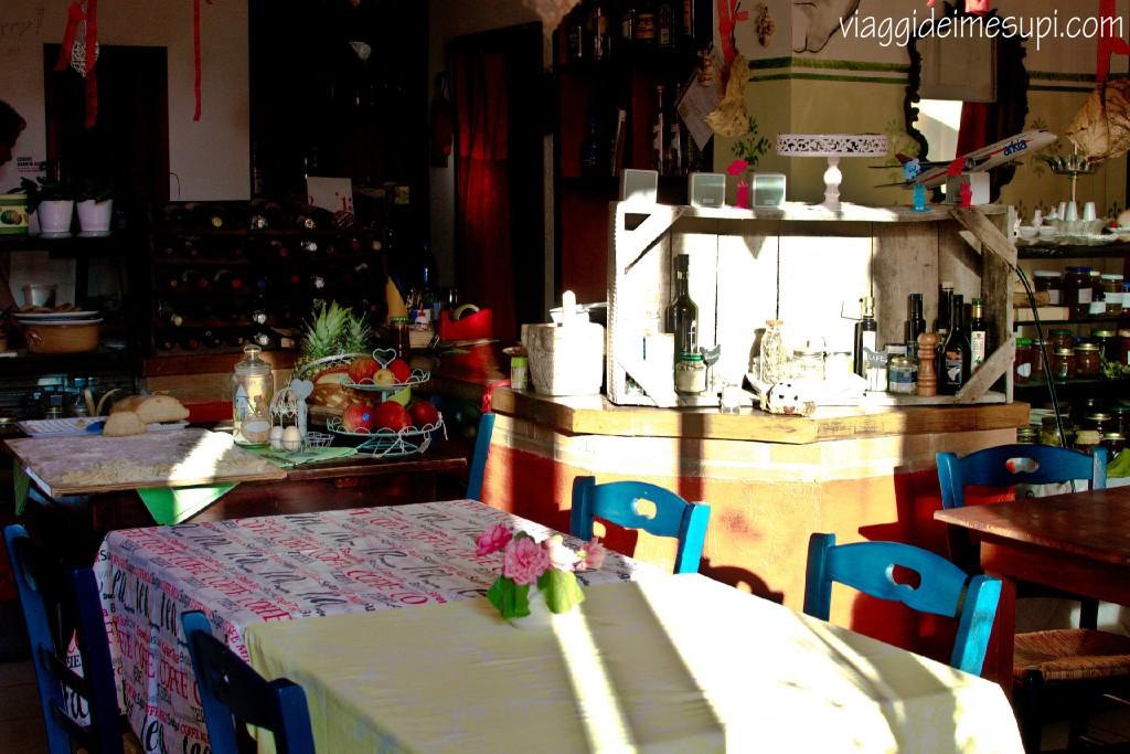 4piedi&8.5pollici Restaurant, hall