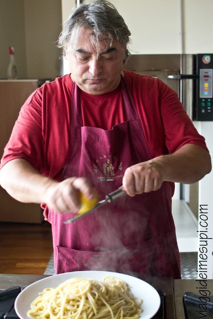 Cooking with Emilio Pompeo, Trevi