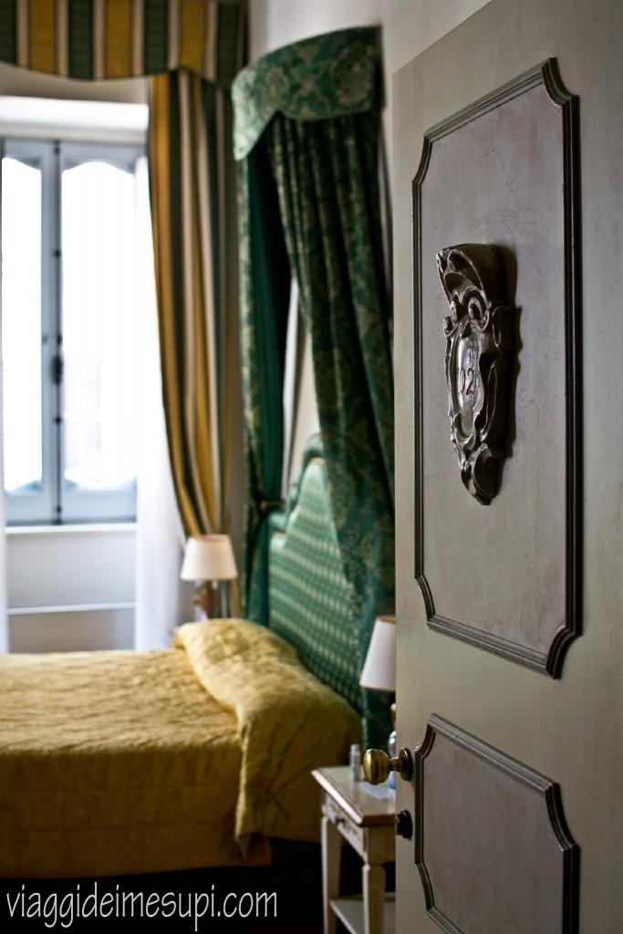 Room in antica dimora alla rocca, Trevi
