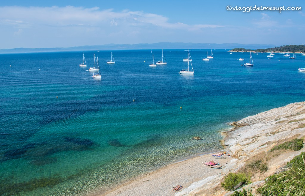 Visit Porquerolles, view from above