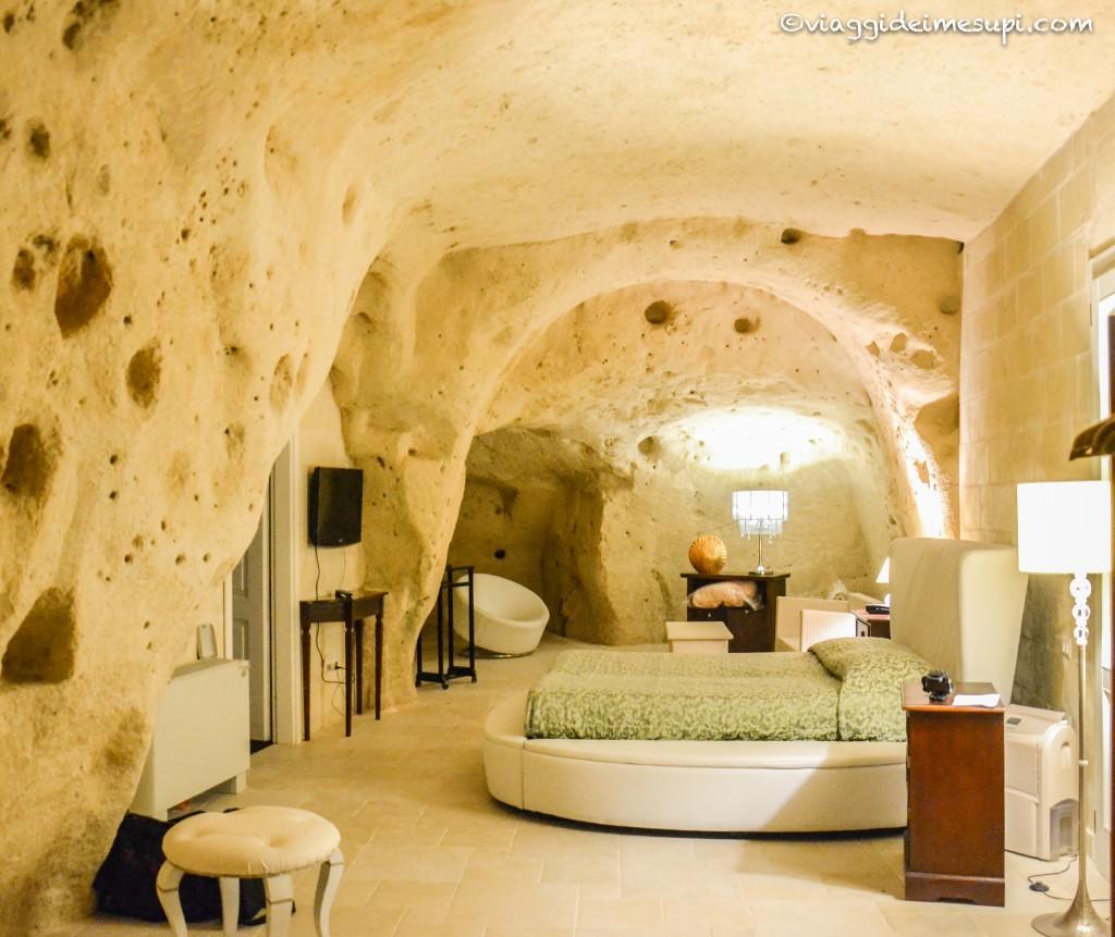 Dormire a Matera: Caveoso Hotel - Viaggideimesupi.com