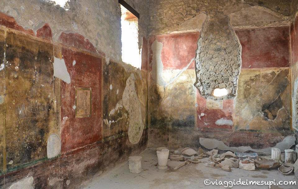 alla scoperta di Pompei 6