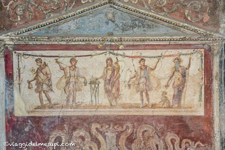 alla scoperta di Pompei 7