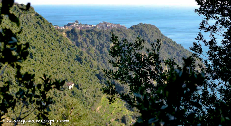 Trekking nelle Cinque Terre, Sentiero Azzurro
