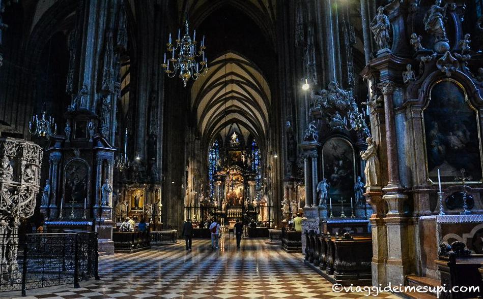 Vienna in un weekend, Stephansdom