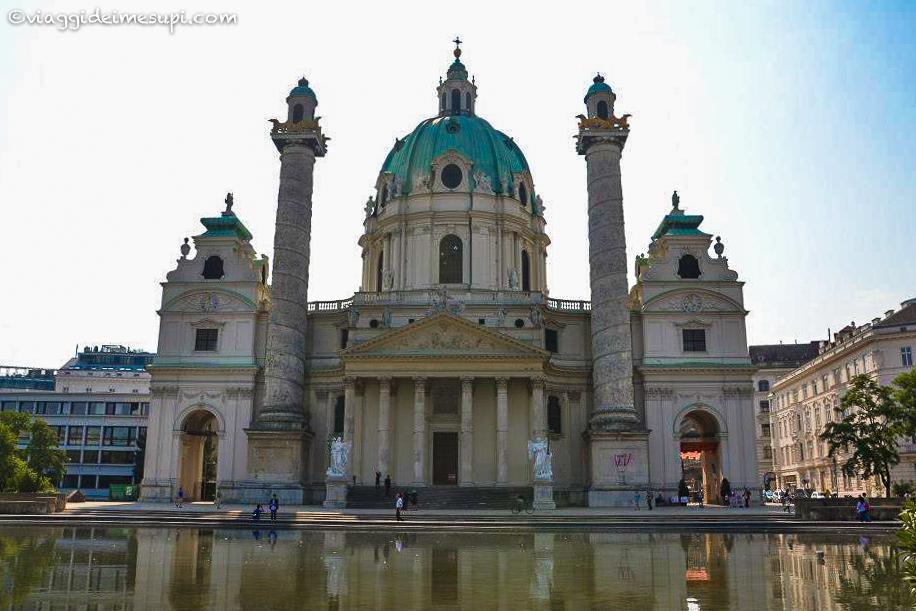 Vienna in un weekend, palazzo della secessione