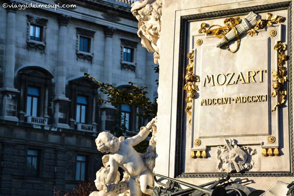 Vienna in un weekend, tomba di Mozart