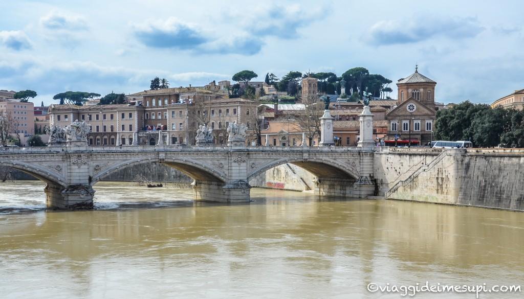 andata e ritorno da Londra, Roma