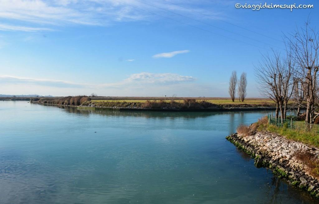 laguna sud, Fusina