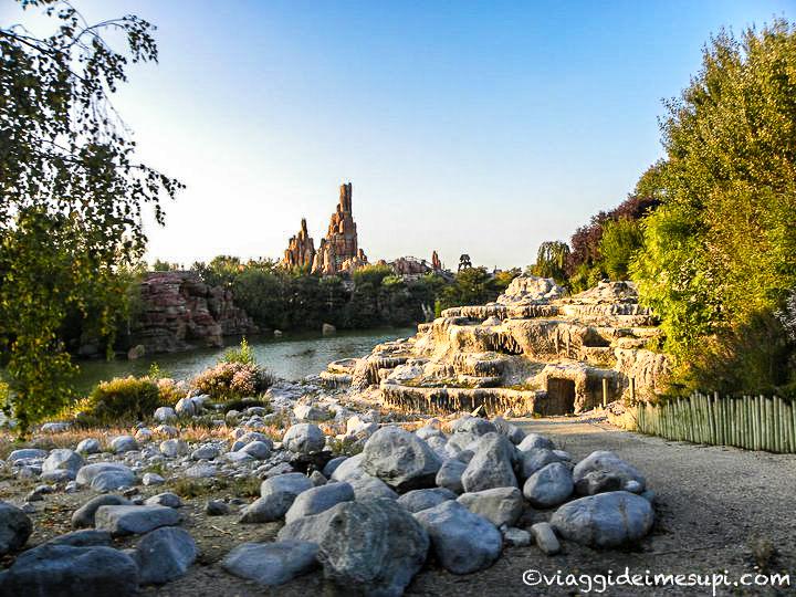 disneyland Paris, Parco Disneyland