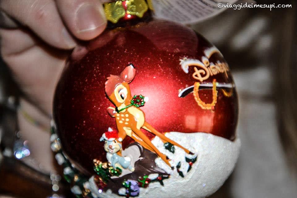 Questo è finito sull'albero di Natale!