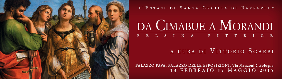 Da Cimabue a Morandi. Felsina Pittrice a Bologna