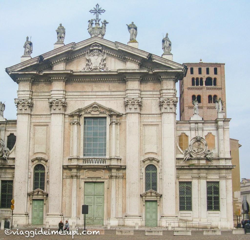 visitare Mantova, il duomo