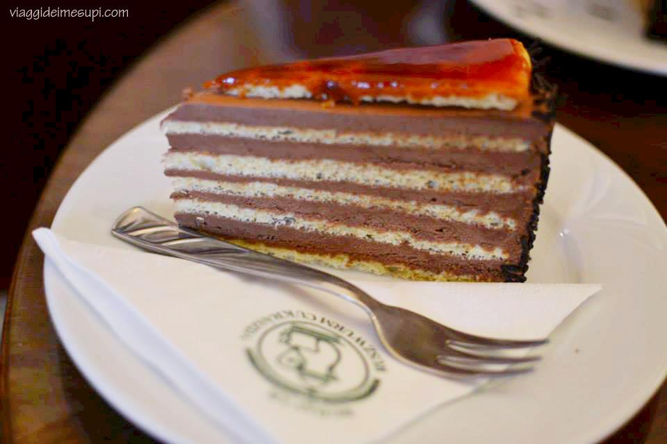 5 cose da non perdere a Budapest, la torta Dobos