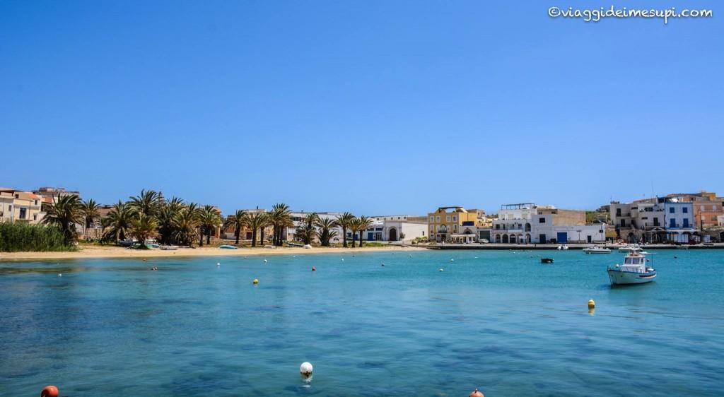 Porto di Lampedusa