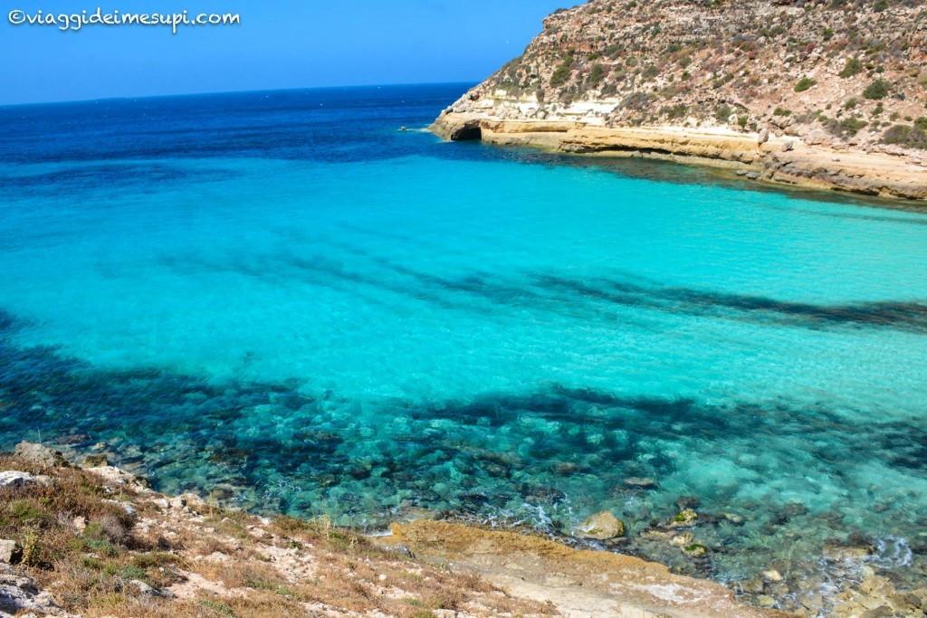 Spiagge più belle di Lampedusa, Cala Pulcino