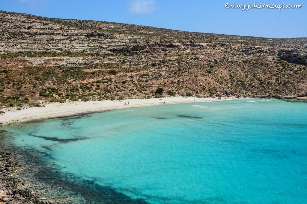 Spiagge più belle di Lampedusa, Spiaggia dei Conigli