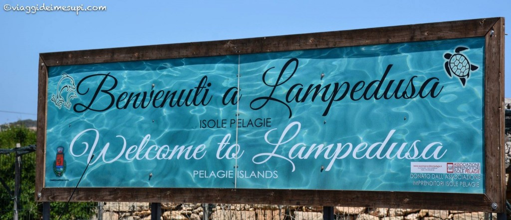 Welcome to Lampedusa