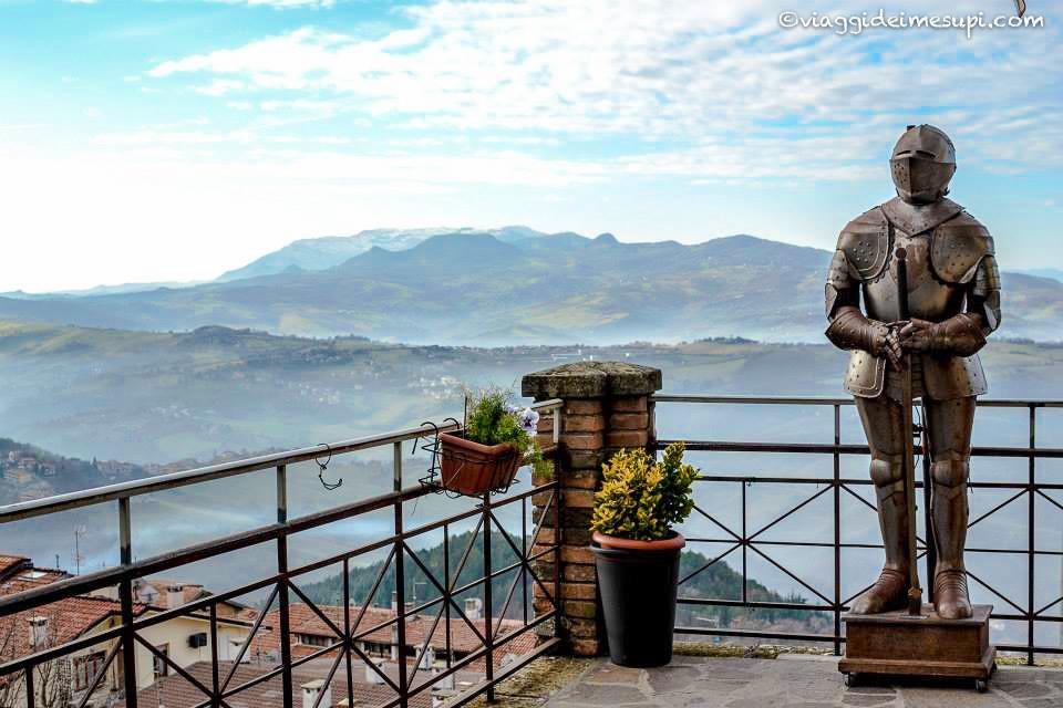 Cosa vedere a San Marino, scorci