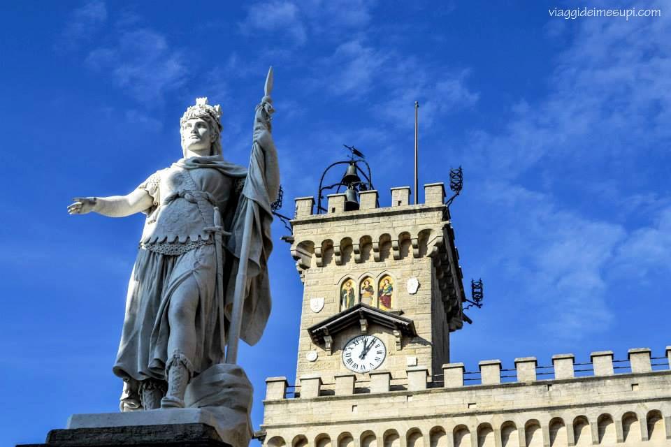 cosa vedere a San Marino, centro storico