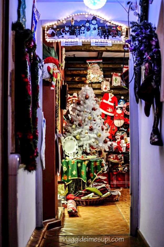 cosa vedere a San Marino, la casa del Natale