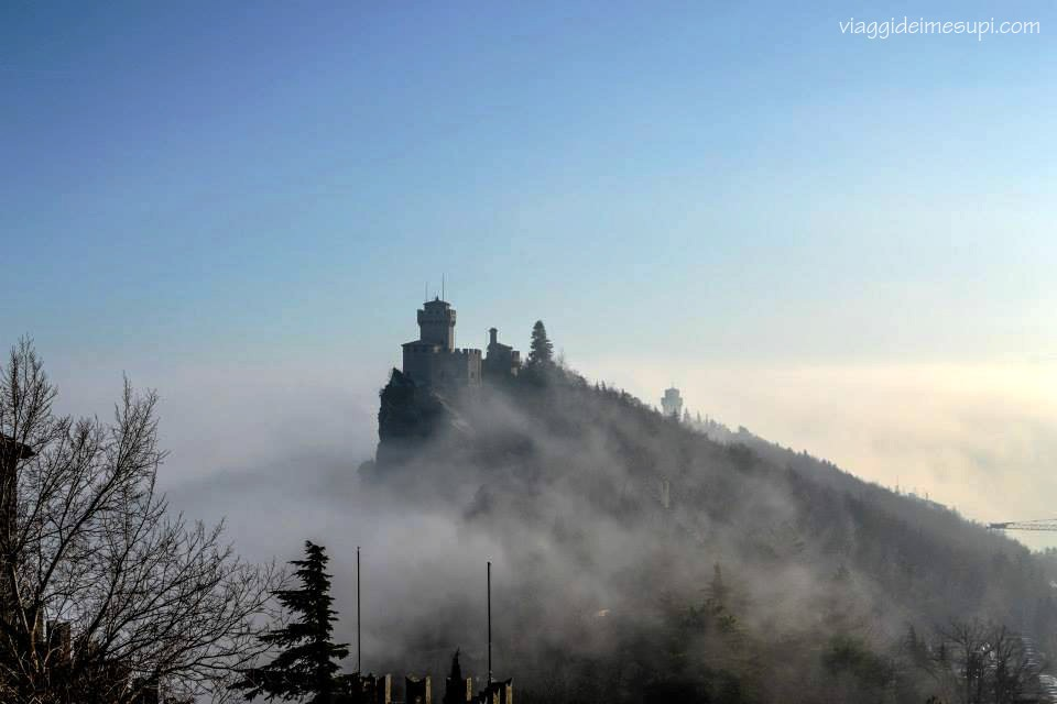 cosa vedere a San Marino, le 3 torri