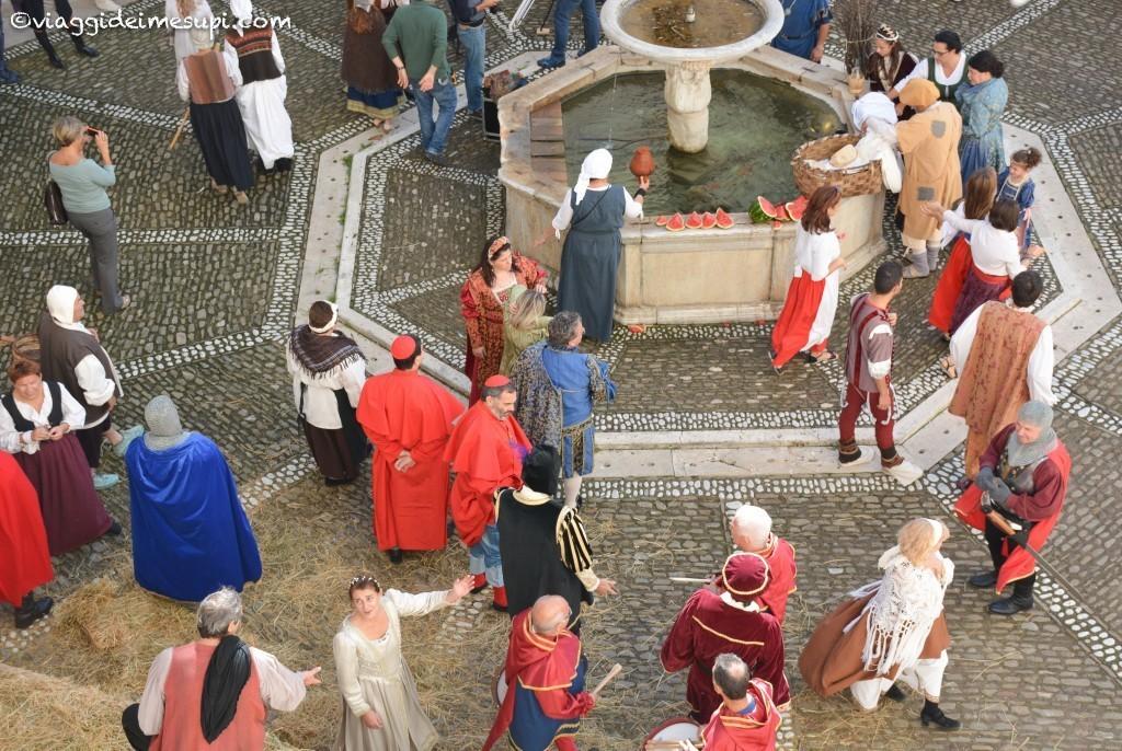 Itinerario nella campagna romana: Castello Colonna
