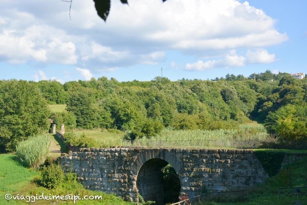 Itinerario nella campagna romana: Ponte Amato
