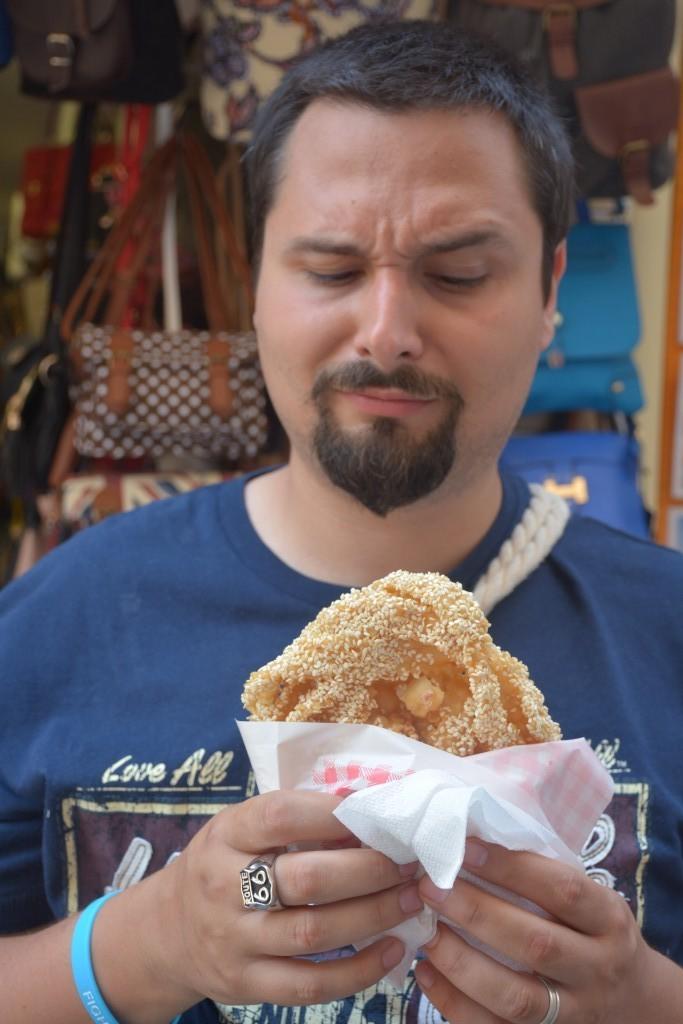 visitare la città vecchia di corfù, mangiare tipico