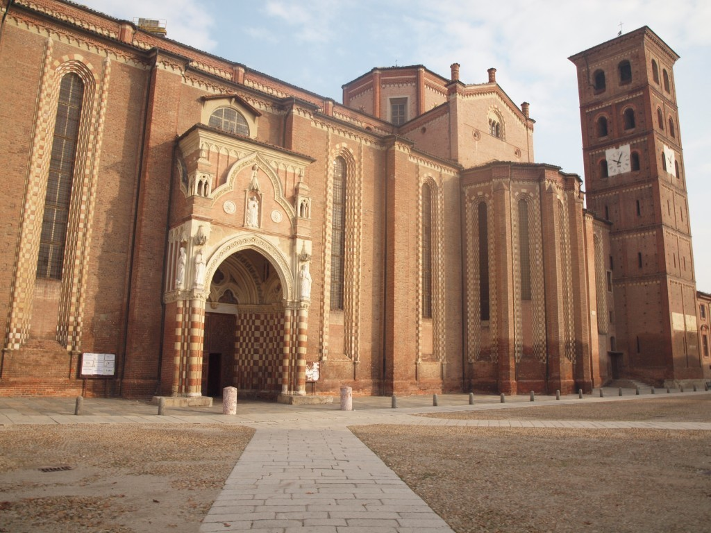Cosa vedere ad Asti, la Cattedrale
