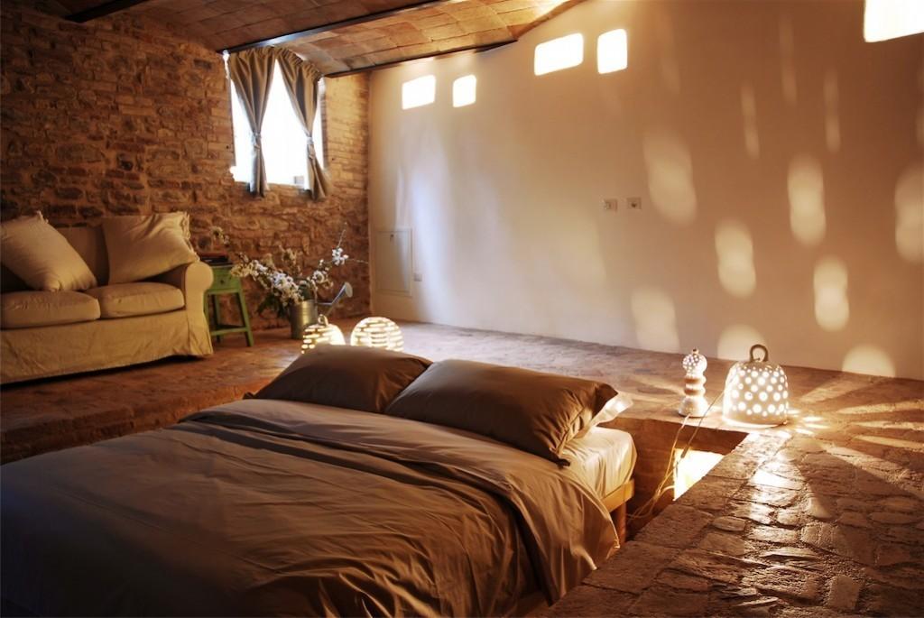idee viaggio romantiche, il castello di granarola