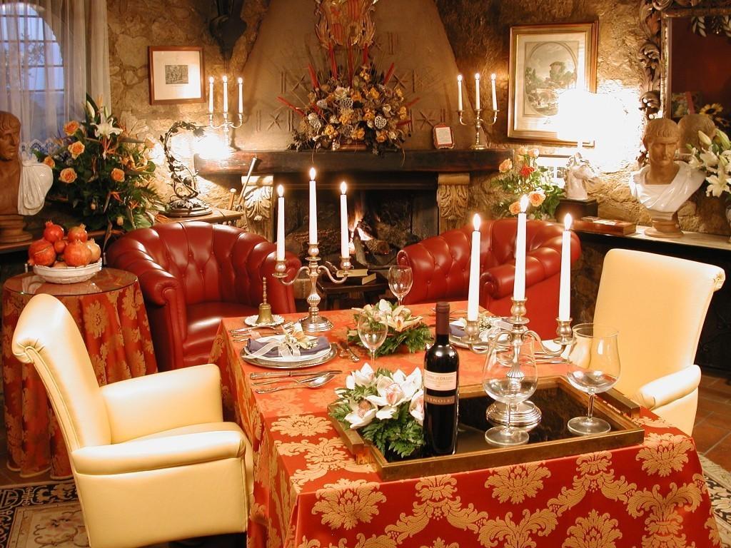 idee viaggio romantiche, ristorante solo per due