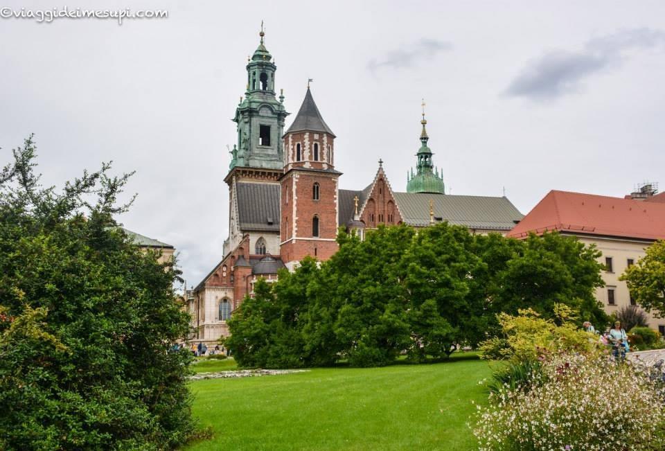 5 cose romantiche da fare a Cracovia, Castello di wawel
