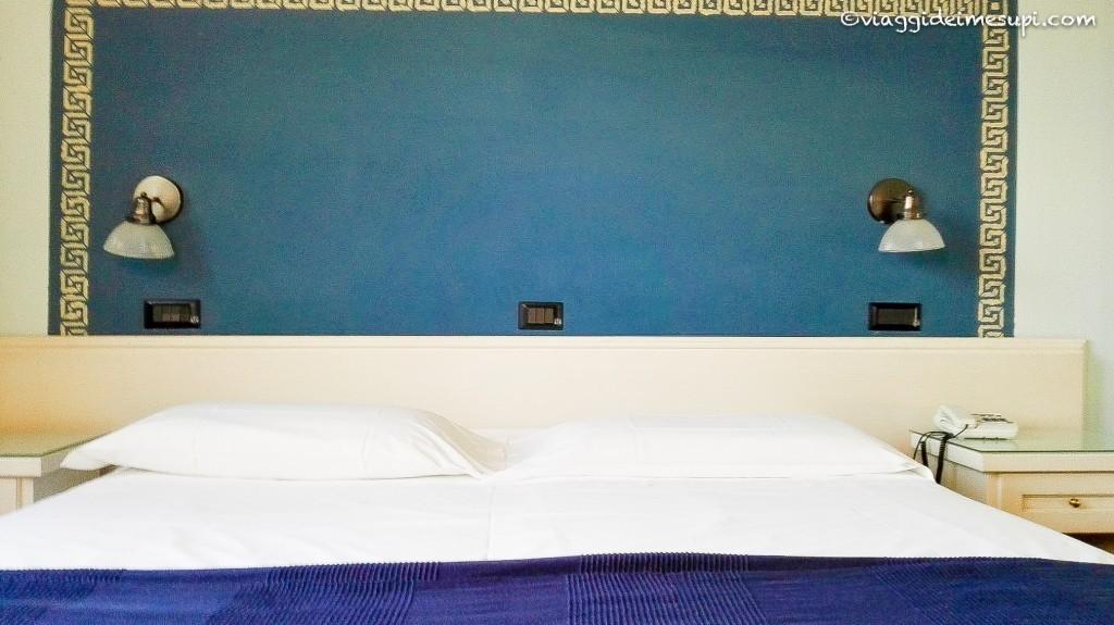 Il Grifo Hotel Prosciutteria, camere