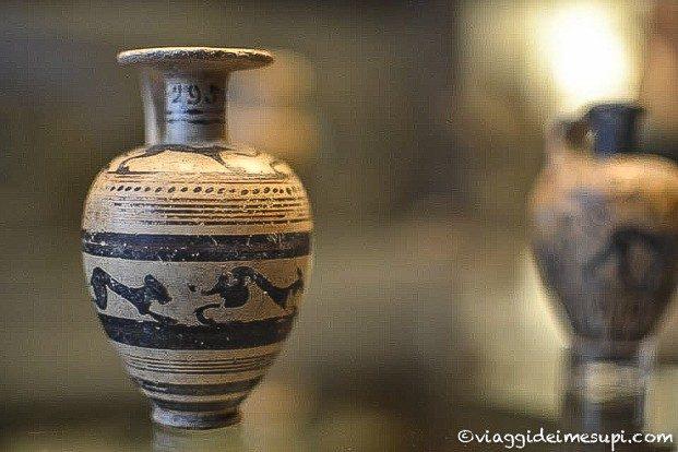 gita a Tarquinia, il museo etrusco