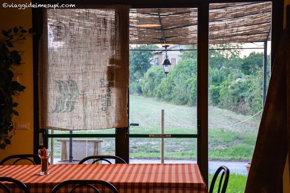 Il Grifo Hotel Prosciuttera, ristorante