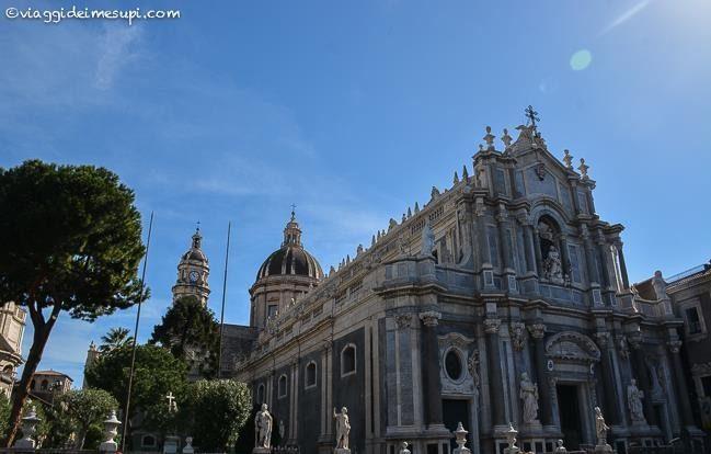 Weekend a Catania, cattedrale di Sant'agata