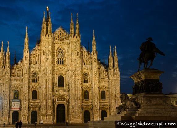 10 cose da fare a Milano, duomo