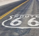 Our Route 66 in Harley Davidson