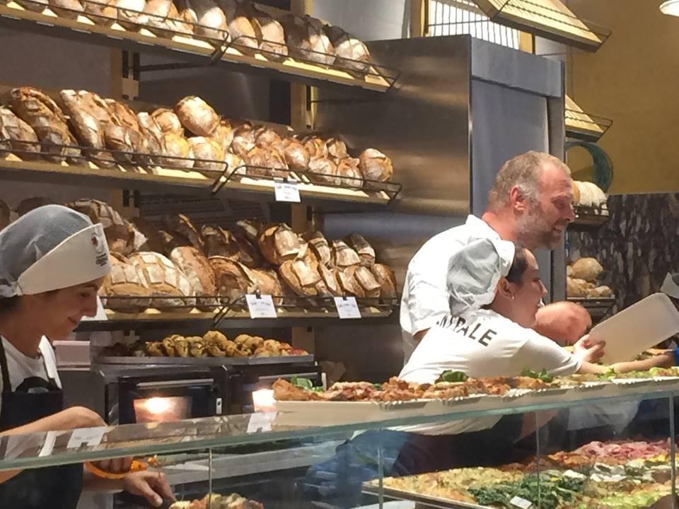Mercato Centrale di Roma, artigiani