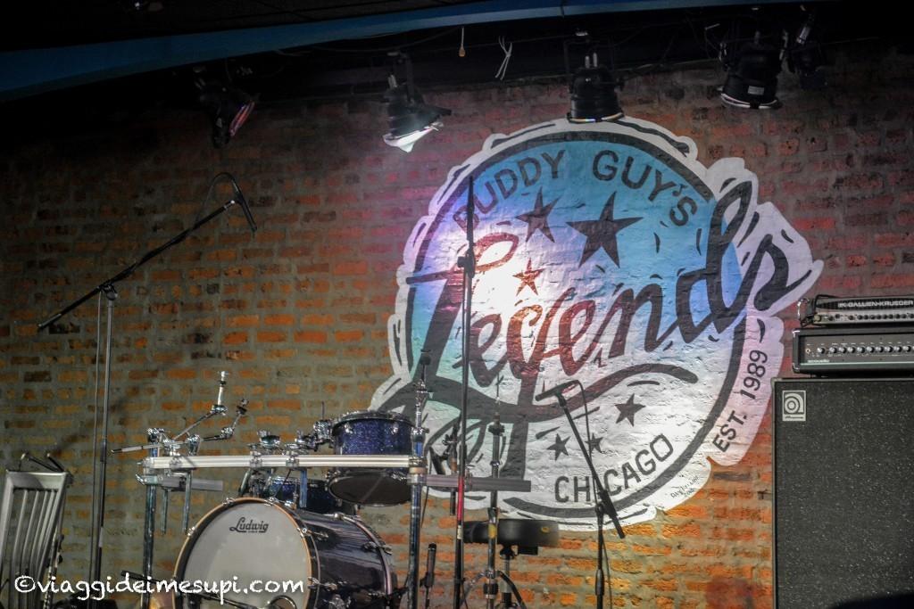 Sei cose da fare a Chicago - andare in un blues bar