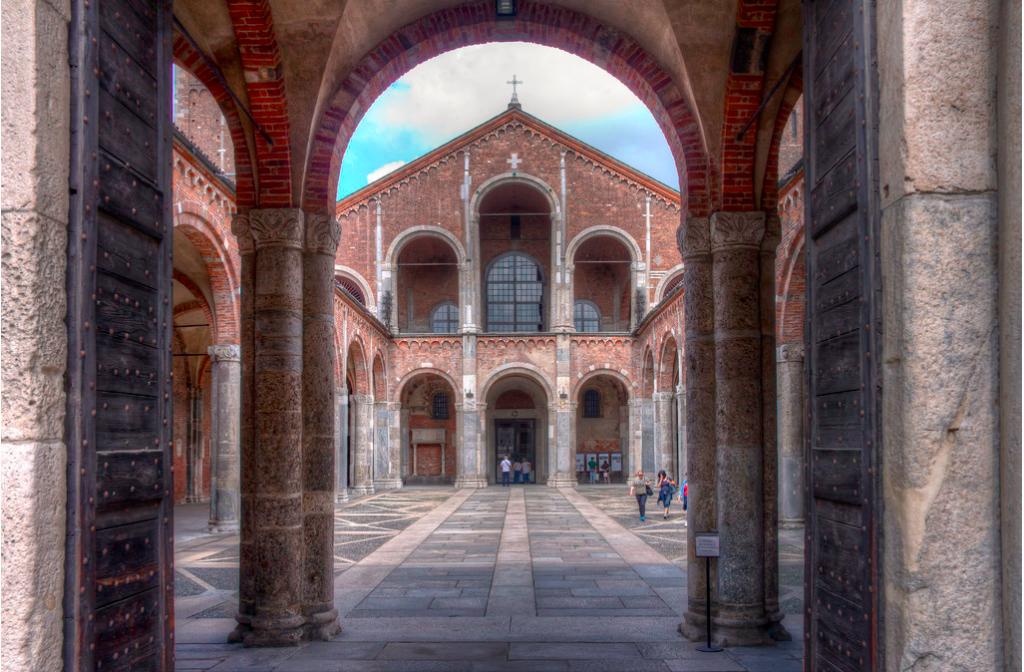 10 cose da fare a Milano - Sant'Ambrogio