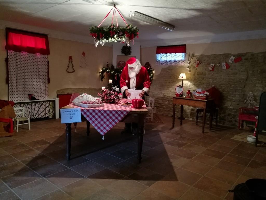 Casa di Babbo Natale di Mombaroccio