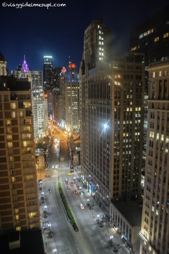 Dove dormire a Chicago: L'Hard Rock Hotel Chicago - view room